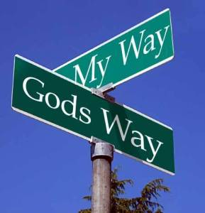Gods way - My Way