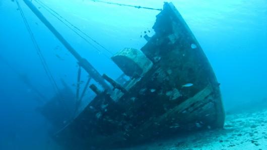 sea-floor