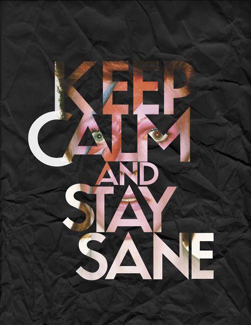 Stay Sane