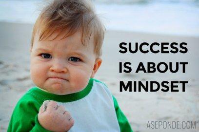 success-is-about-mindset