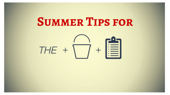 Summer Tips for