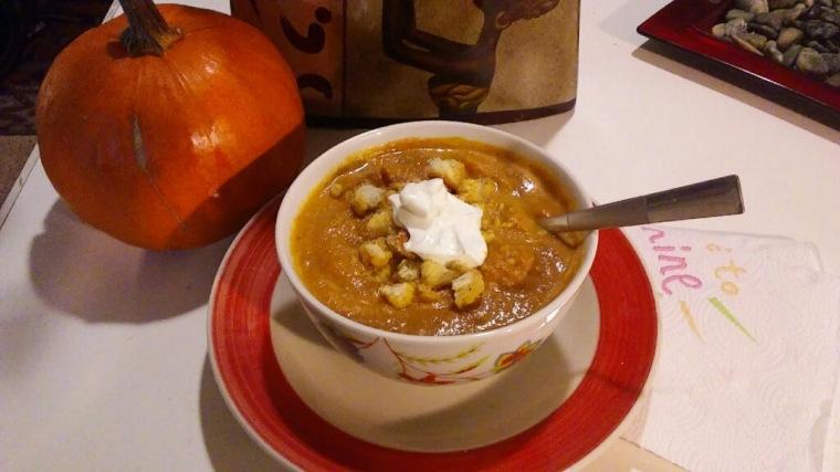 Pumpkin Soup4