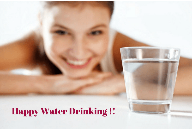 Happy Water Drinking (2)