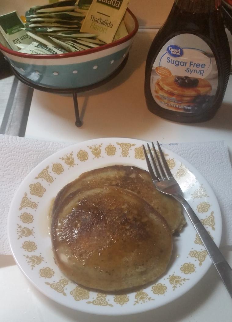 pancake meal