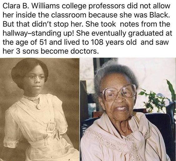 Clara B Williams