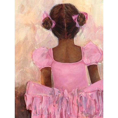Black Woman - Little Girl2