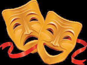 theatre-masks-decorative-decal-3318