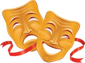 theatre-masks-decorative-decal-3318