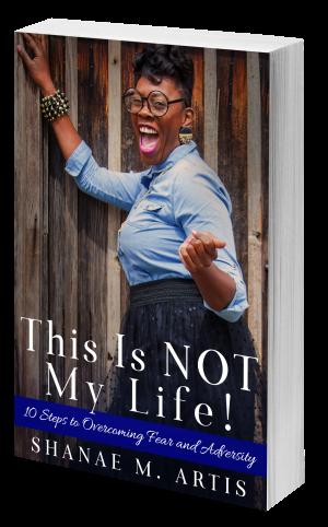 Shanae Artis - Book Cover