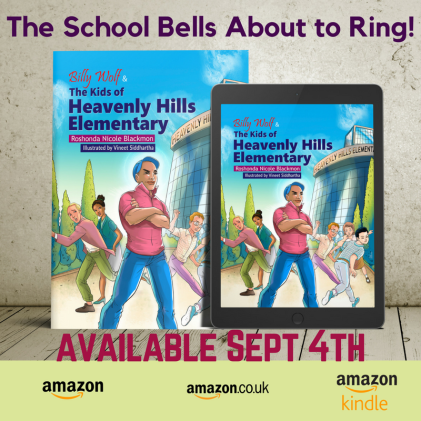 Billy Wolf Book PROMO
