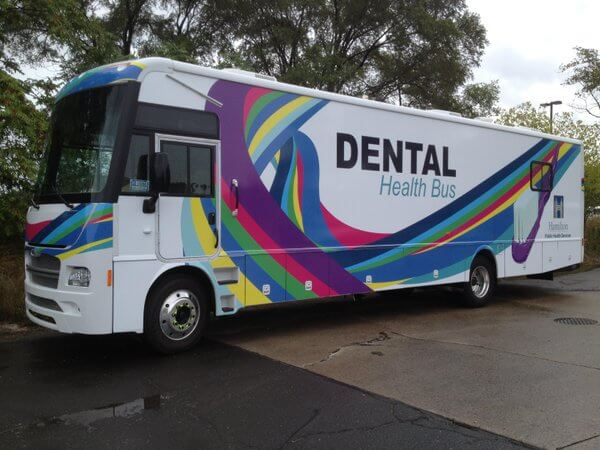 Dental Health Bus