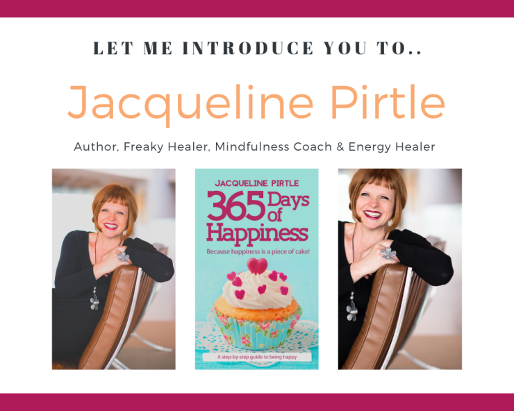Book Review: Jacqueline Pirtle says Getting to Happiness in 365 days, Is Literally a Piece of Cake!