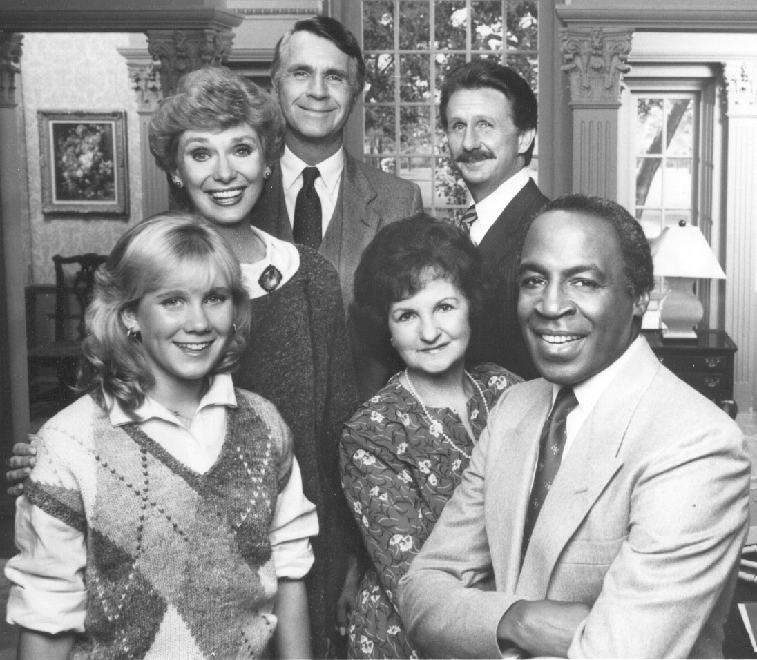 Cast of Benson